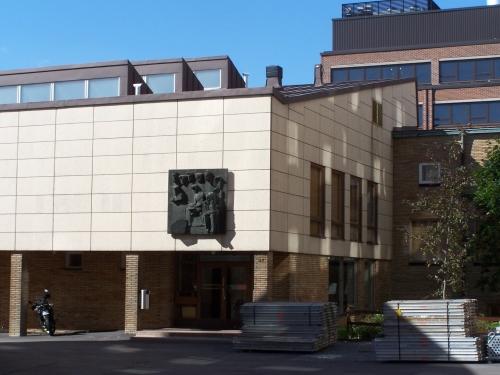 Aalto University Library, Töölö